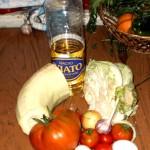 Оладьи из кабачков и капусты