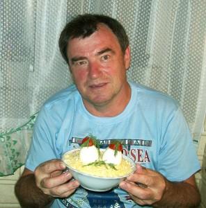 "мой салат ""Грибки"""