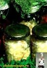 Маринованная капуста с яблоками