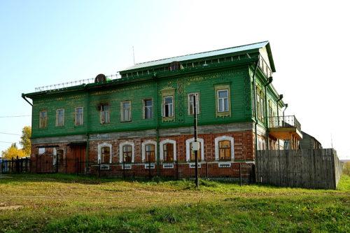 Соликамск, музей соли